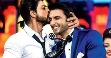 'तू मेरे सामने' गाने में जब शाह रूख के अंदाज में थिरके रणवीर सिंह, देखें वीडियो