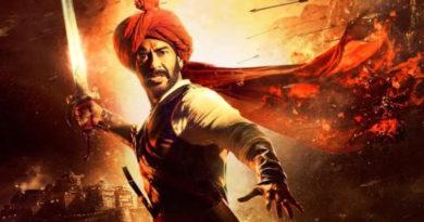Tanhaji: The Unsung Hero Box Office; अजय देवगन की फिल्म पहुंची 100 करोड़ के करीब